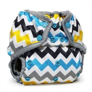 Print One Size Cloth Diaper Cover - SNAP | Rumparooz - Nature Baby Outfitter