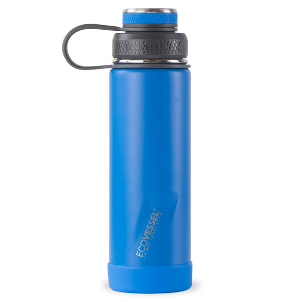 Hudson Blue Insulated Stainless Steel 20oz Bottle