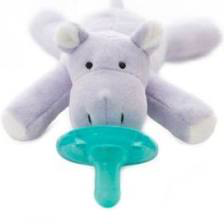Infant Pacifier with Plush Toy | WubbaNub