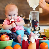 The Original Squeeze™(spill-proof spout) - Nature Baby Outfitter