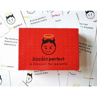 KinderPerfect Card Game - Nature Baby Outfitter