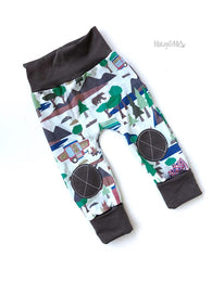 Camp & Brown Play Pants Joggers | Matey & Me