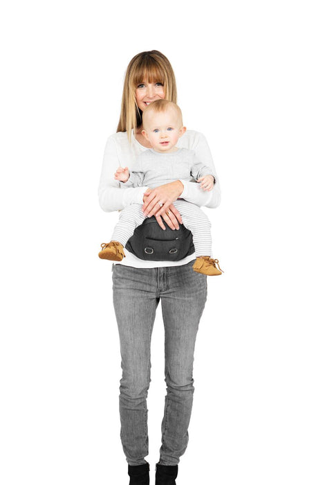 Hip Seat Baby Carrier | Moby