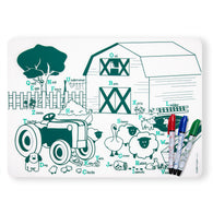 Farm Buddies Mark-Mat Set | Modern-Twist