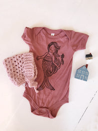 Mermaid Bodysuit | The Bird & Elephant