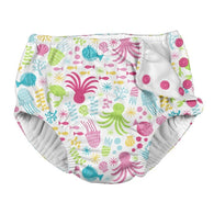 White Sea Pals Snap Swim Diaper | i Play