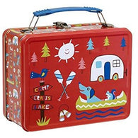 Metal Retro Lunchbox - Nature Baby Outfitter