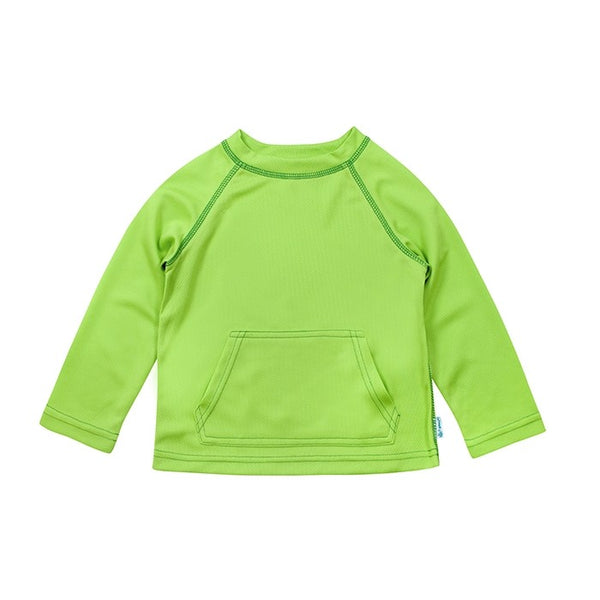 Green Breathable Sun Protection Shirt