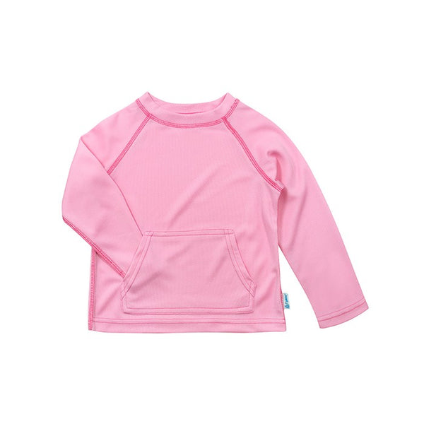 Pink Breathable Sun Protection Shirt