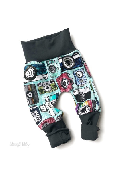 Camera Play Pants Joggers | Matey & Me