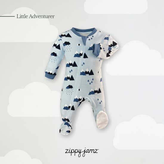 Little Adventurer Bodysuit | ZippyJamz