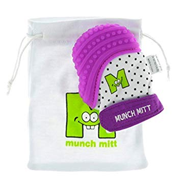 Purple Munch Mitt