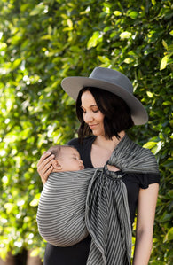 Jet Ribbons Ring Sling | Moby