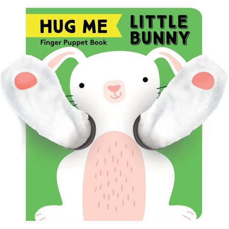 Hug Me Little Bunny: Finger Puppet Book | Chronicle Books