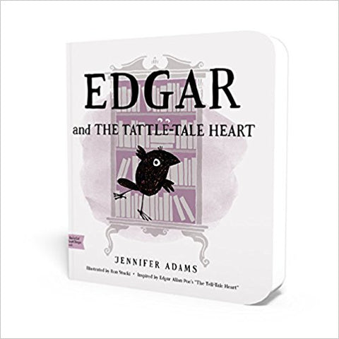 EDGAR and The Tattle-Tale Heart - Nature Baby Outfitter
