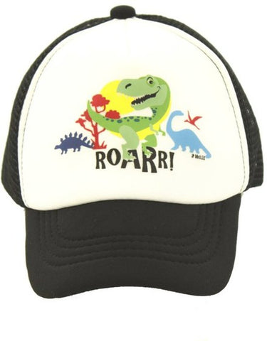 Roar Trucker Hat | JP DOoDLES
