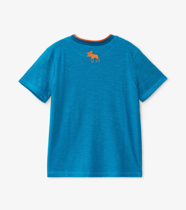 Hike Kids Heritage Tee | Little Blue House by Hatley