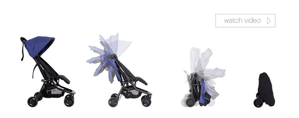 Nano Stroller| Mountain Buggy