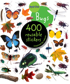 Bugs Eyelike Stickers | Workman Publishing
