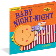 Baby Night Night Indestructibles Rip Proof + Chew Proof + Washable Books - Nature Baby Outfitter
