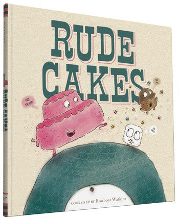 Rude Cakes - Nature Baby Outfitter