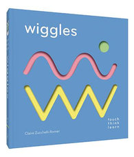 TouchThinkLearn: Wiggles | Chronicle Books