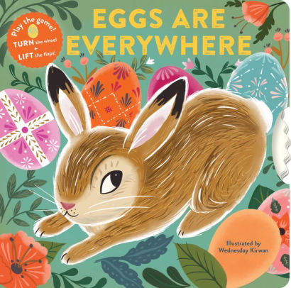 Eggs Are Everywhere | Chronicle Books