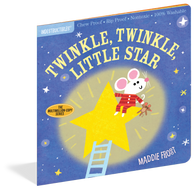 Twinkle, Twinkle, Little Star Chewproof Book | Indestructibles