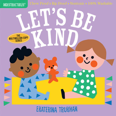 Let's Be Kind Chewproof Book | Indestructibles