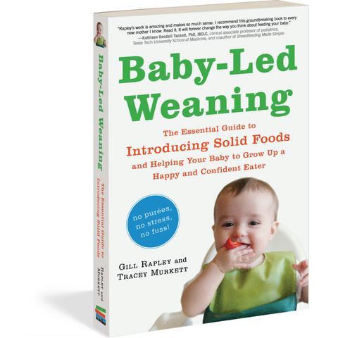 Baby-Led Weaning | Workman Publishing - Nature Baby Outfitter