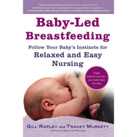 Baby-Led Breastfeeding Book