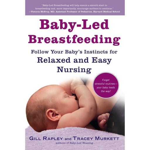 Baby-Led Breastfeeding Book - Nature Baby Outfitter