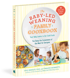 Baby Lead Weaning | The Family Cookbook - Nature Baby Outfitter