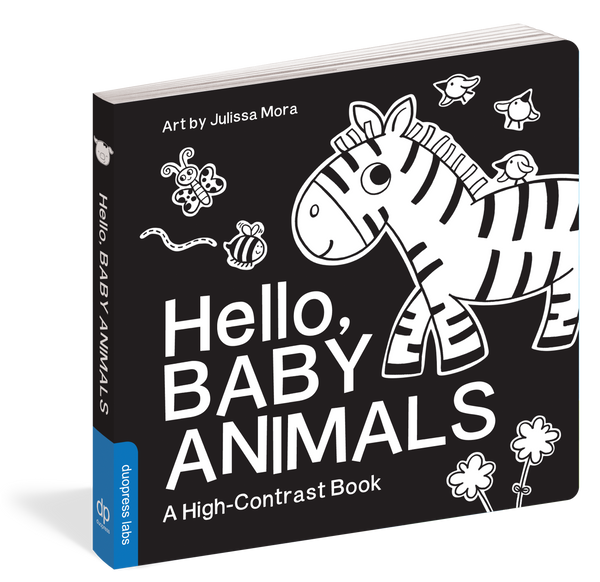 Hello, Baby Animals | Workman Publishing