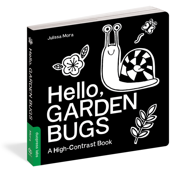 Hello, Garden Bugs | Workman Publishing
