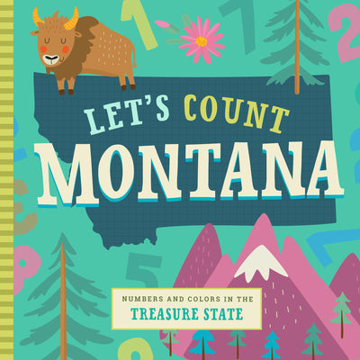 Let's Count Montana | Workman Publishing