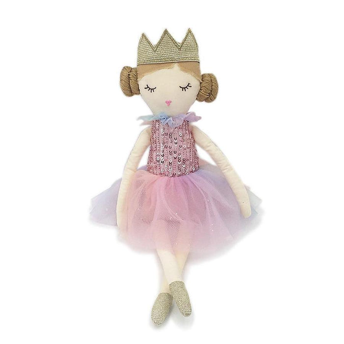 Magali Rainbow Princess Plush | Mon Ami Designs