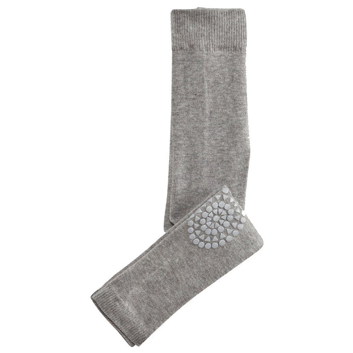 Gray Crawling Tights | GoBabyGo