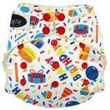 Imagine AIO Bamboo SNAP Diaper - Nature Baby Outfitter