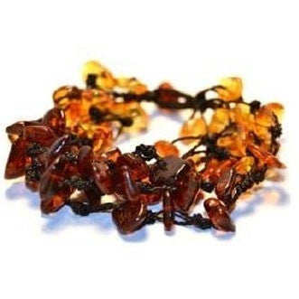 Adult Amber Bracelets | 7-8"