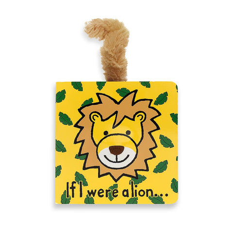 If I Were a Lion | Jellycat