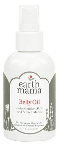 Belly Oil Travel Size 1 Oz | Earth Mama - Nature Baby Outfitter