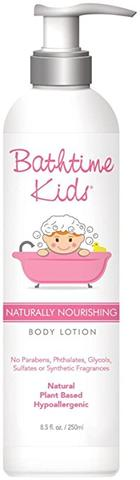 Body Lotion 8.5 FL Oz| Bathtime Kids - Nature Baby Outfitter