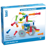 Action-Stackers Little Builders Set | Lauri