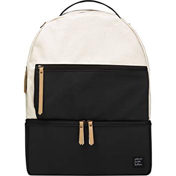 Birch/Black Axis Backpack  | Petunia Pickle Bottom