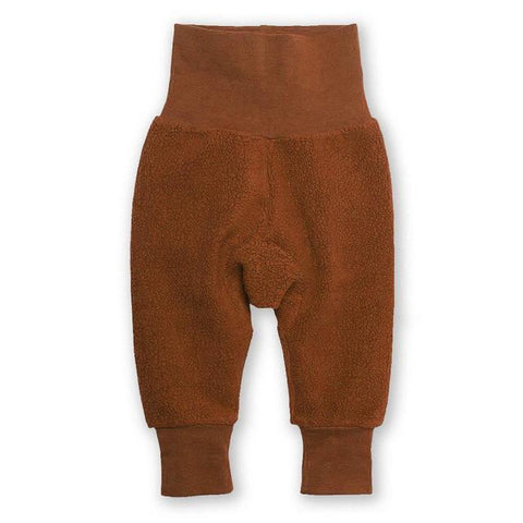Chocolate Fleece Cuff Pant | Zutano - Nature Baby Outfitter