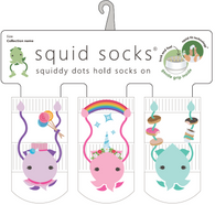 Baby Socks - Candie Collection | Squid Socks