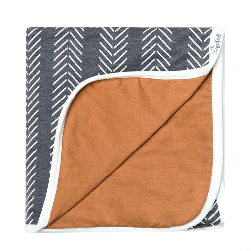 Canyon Three-Layer Quilt | Copper Pearl - Nature Baby Outfitter