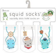 Baby Socks - Casen Collection | Squid Socks
