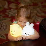Portable Bunny Nightlight | LumiPets